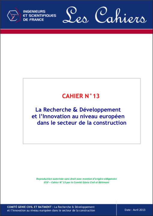 Recherche & Développement et Innovation