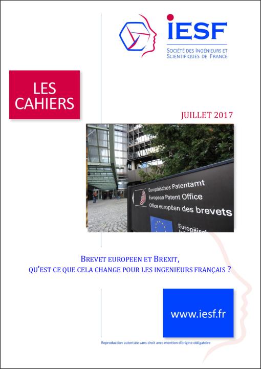 Brevet européen et Brexit : Quel changement pour les ingénieurs français ?