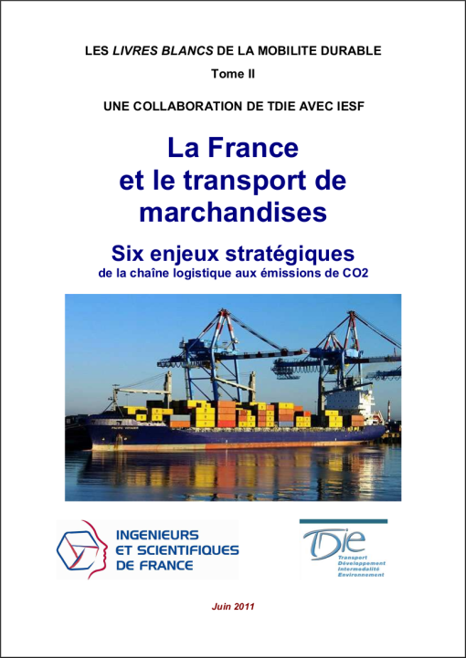 La France et le transport de marchandises